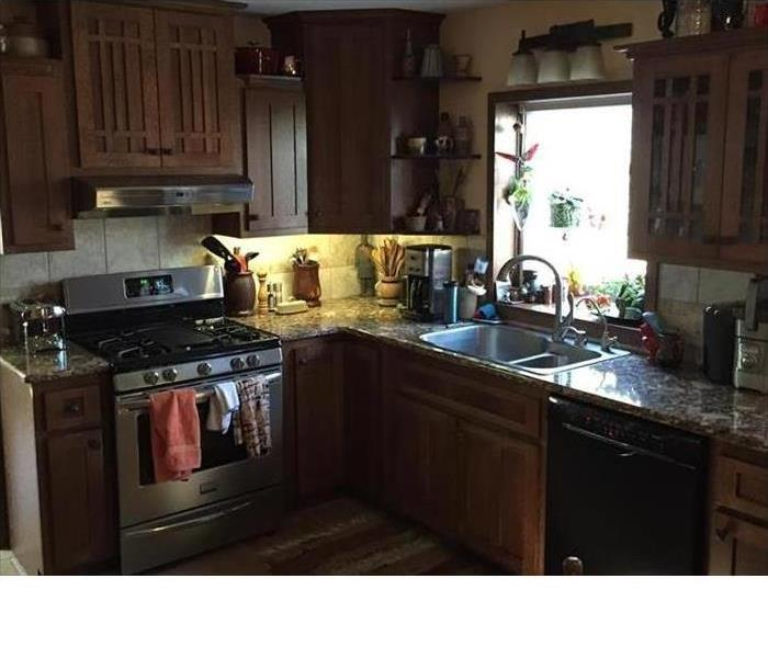 Kitchen Flare-up and Cleanup in Tucson After