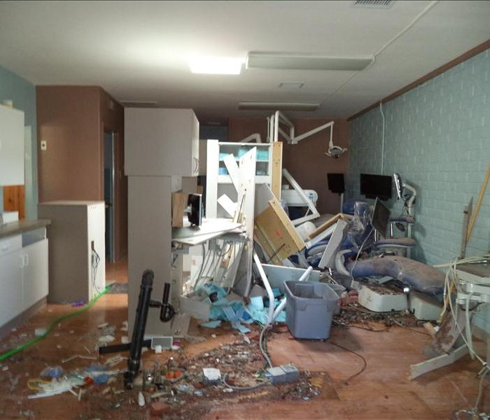 Building Damage Amp Servpro Green Valley Reconstruction