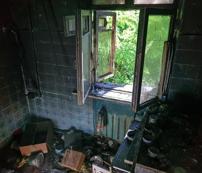 Fire Damage What To Expect When SERVPRO Restores Fire Damage Suffered By Your Vail Home
