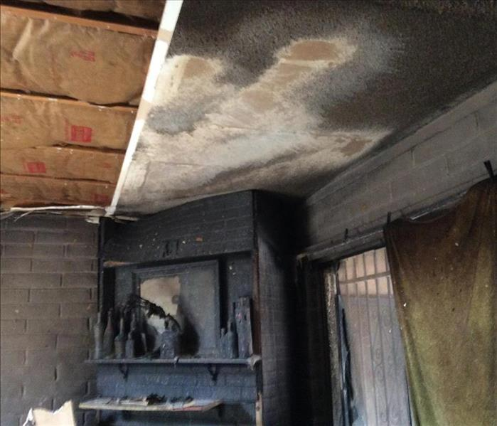 Fire Damage Holy Smokes!! Get the Stink Out of Vail Buildings with SERVPRO's Help