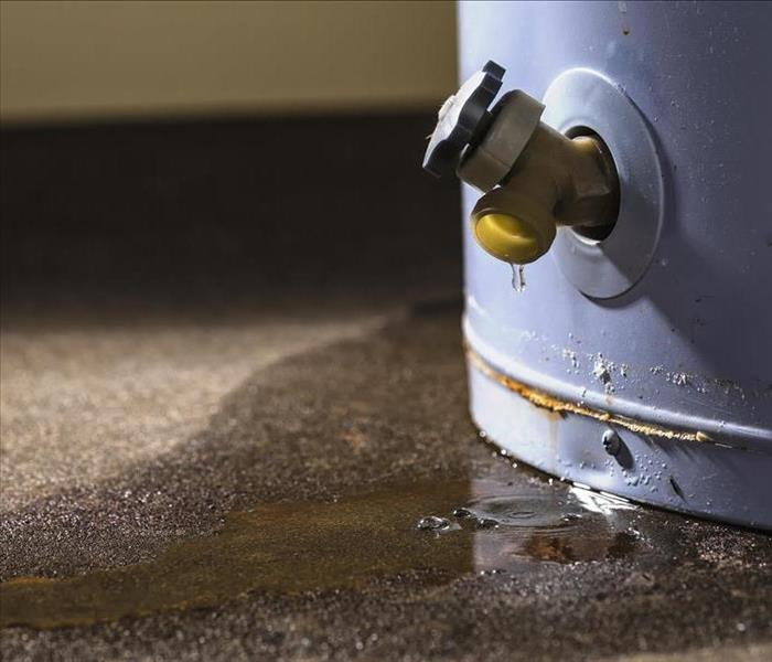Water Damage Ways SERVPRO Dries Your Water Damaged Vail Home
