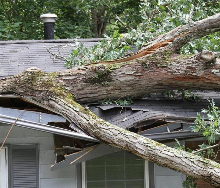 Storm Damage Mitigating Flood Damage To Your Green Valley Home with Roof Tarping Services